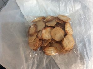 Gurundi (coconut chips)