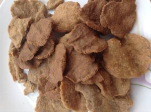 Kuli-Kuli (Groundnut Cake)
