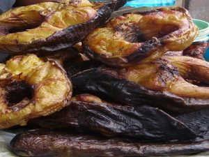 Smoked eja osan online food market for Aba aba knife fish