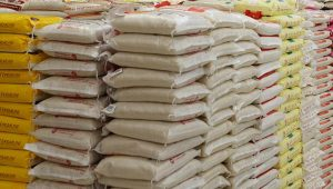 half bag of rice