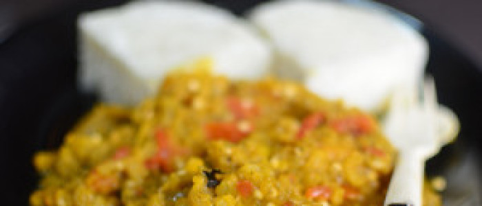 Nigerian vegan food options