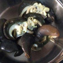 washed snails