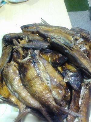 Bonga Fish (Shawa)