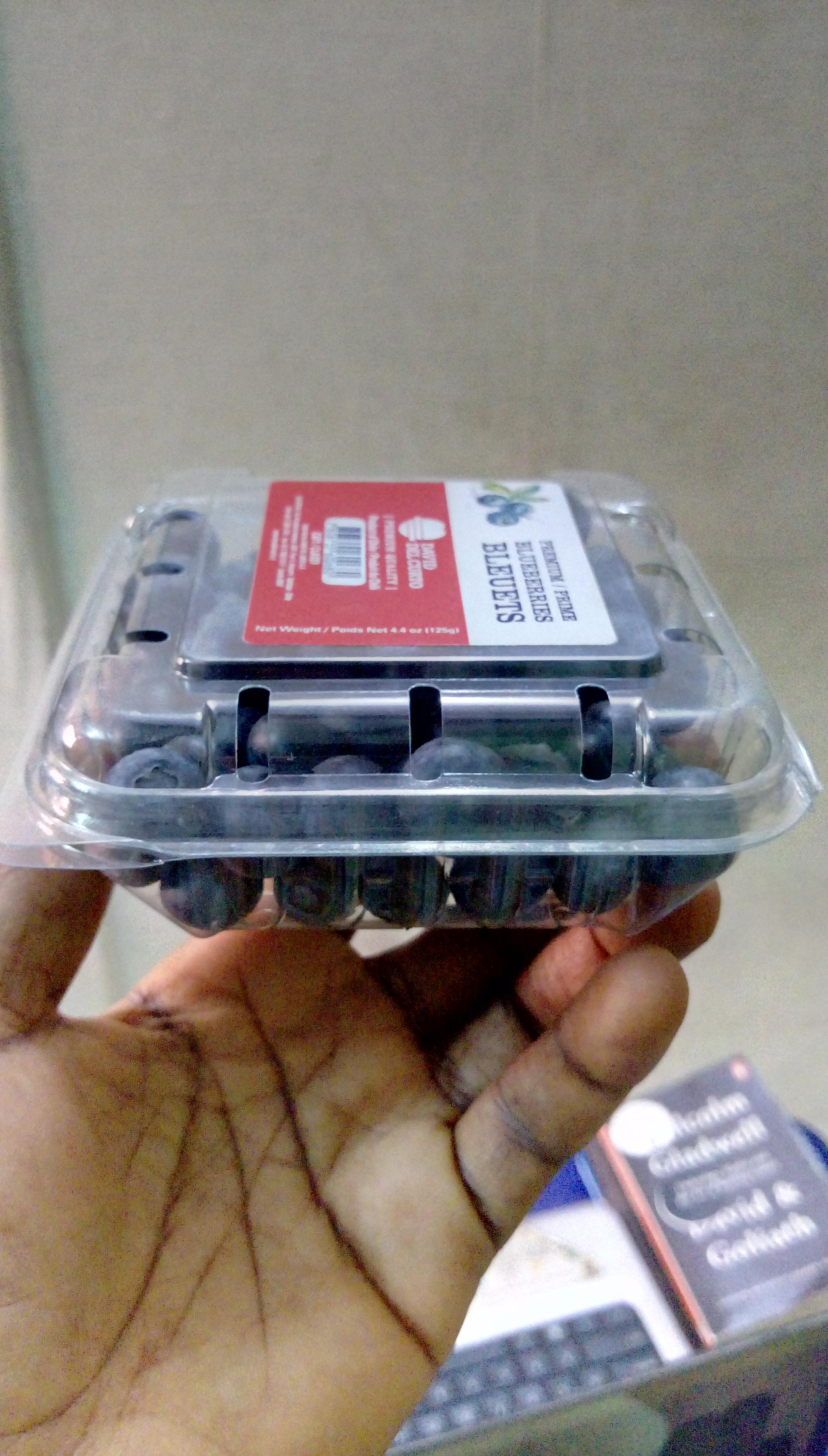 Buy blueberries
