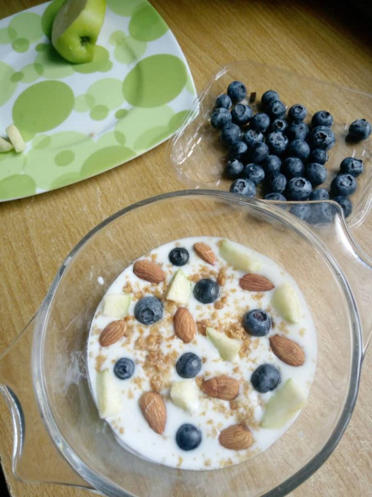 blueberries in Nigeria