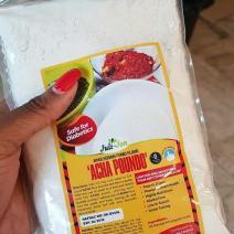 Acha Flour for Poundo