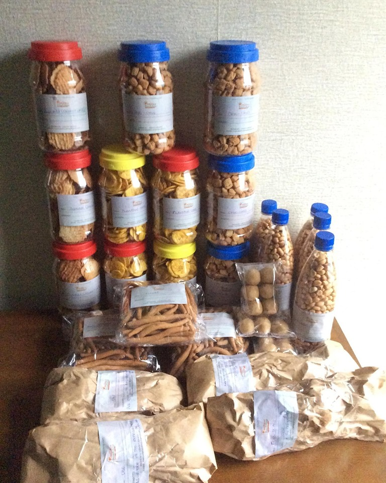 Nigerian snacks