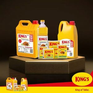Kings Vegetable Oil Collection