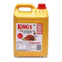 Kings Vegetable Oil (5 Litres)