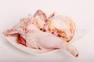 Frozen soft chicken