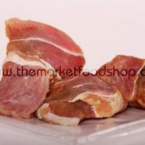 pieces of cow beef shin