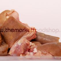 Picture of Chopped Goat meat (Ogufe)