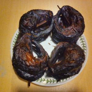 Four Pieces of Smoked Catfish