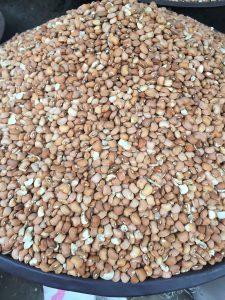 Buying beans in Nigeria