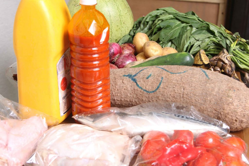 Food storage guide for Nigerian food