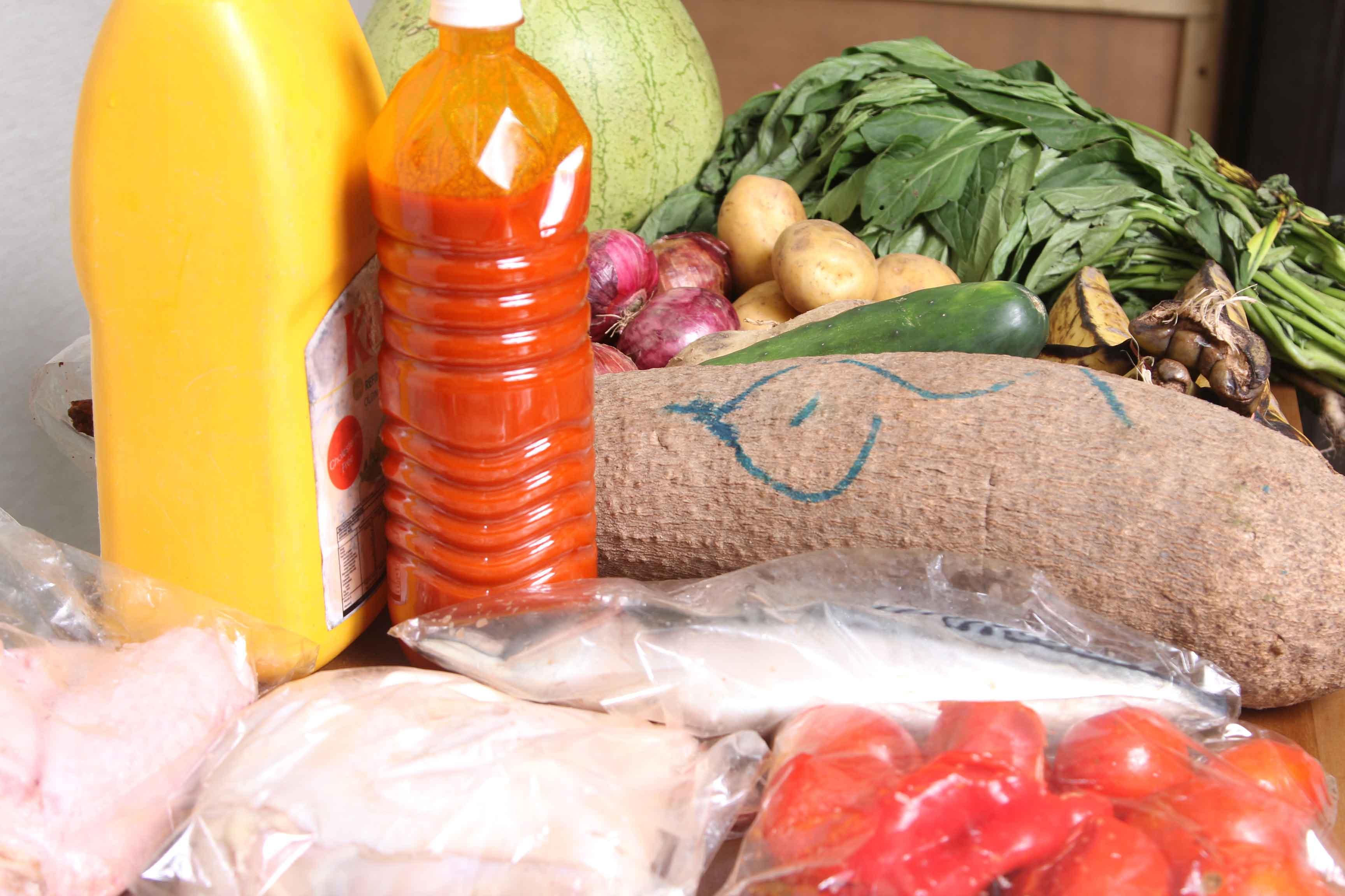 Food storage guide for Nigerian food