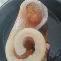 dry ponmo