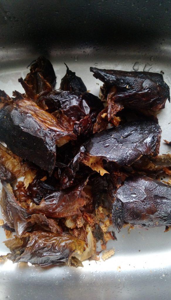 Nigerian dryfish in canada
